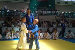 Wzajemny szacunek. Fundamentalna zasada judo.