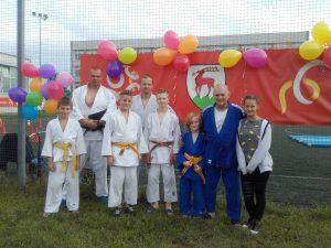 Pokazy judo w Jeleniej Górze