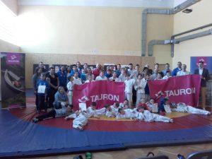 Noworoczny Turniej Judo i Tauron Ekoenergia