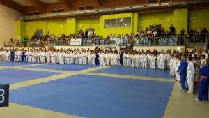 Turniej Super Ligi Judo w Sobótce - Rozpoczęcie